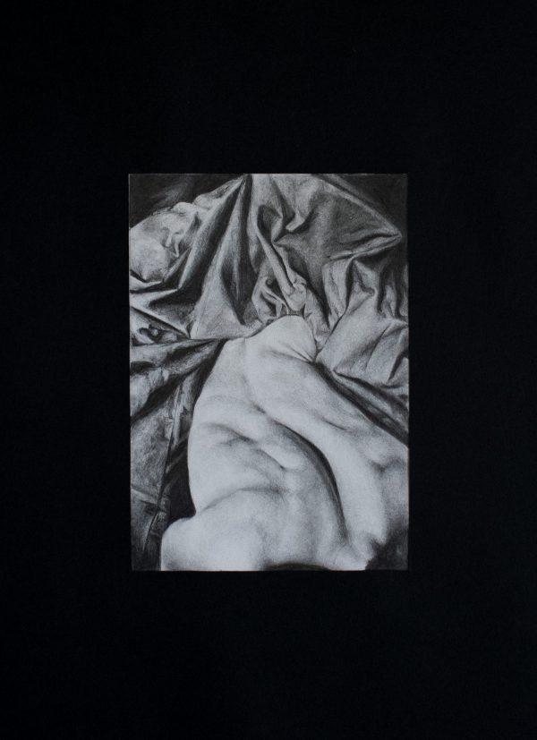 Fold II - drawing
