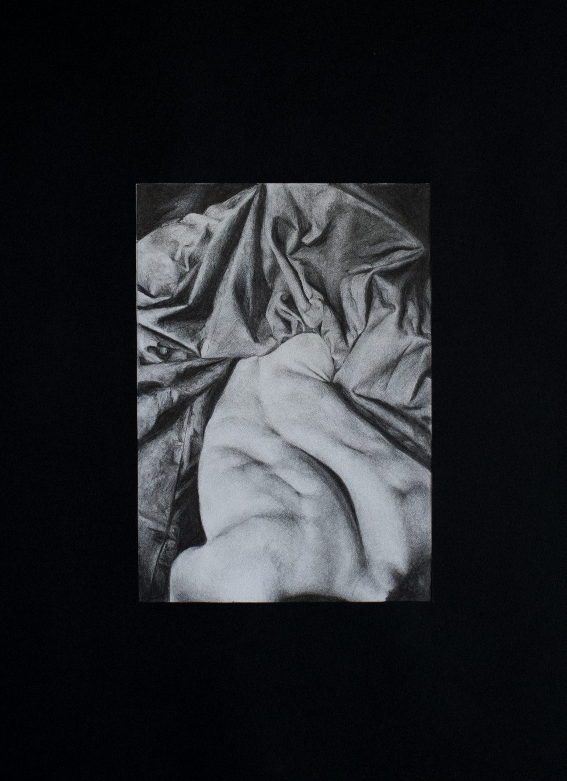 Fold II - drawing