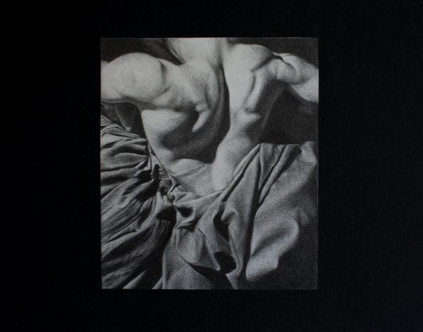 Fold III - drawing